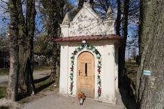 Kaplica przy cmentarzu